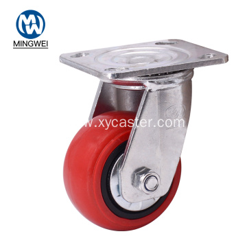4 Inch Swivel PVC Wheel Caster